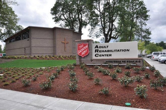 Salvation army rehab colorado springs