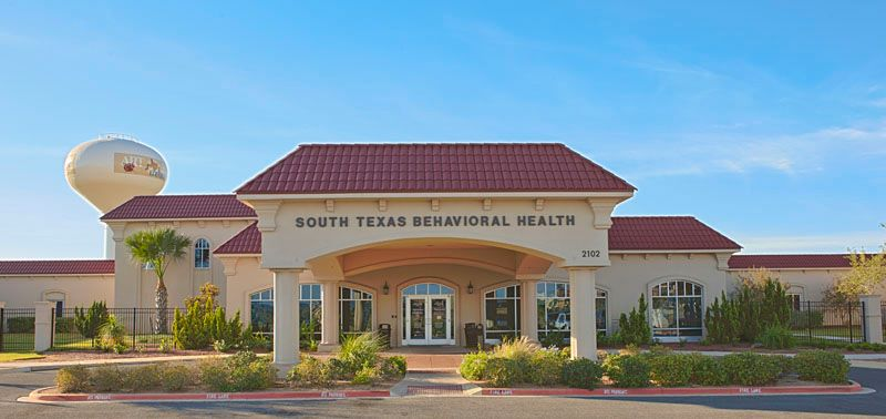 South Texas Behavioral Health Center Free Rehab Centers